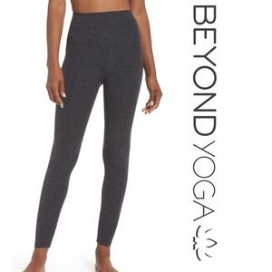 Beyond Yoga • Super Soft Midi Hi-Waist Leggings